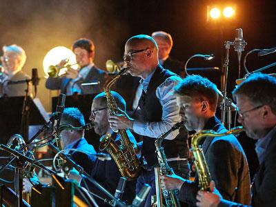 Bohuslän Big Band artistbild