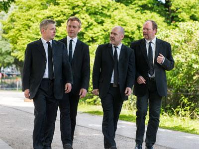Stenhamrakvartetten artistbild