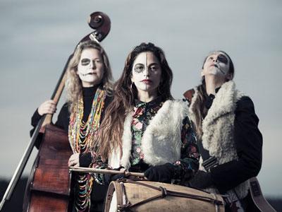 Liliana Zavala Trio