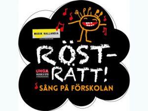 Logo Rösträtt Halland