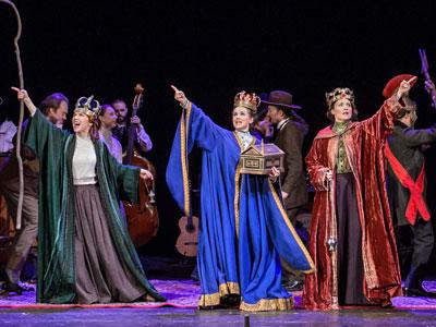 Julkonsert med Romeo & Juliakören